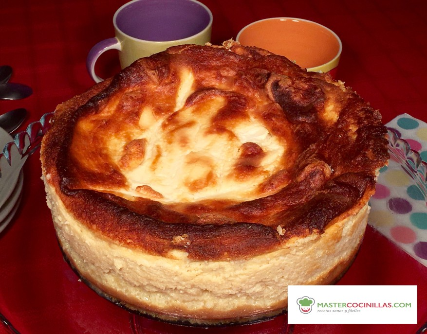 Tarta de queso estilo Nueva York logo