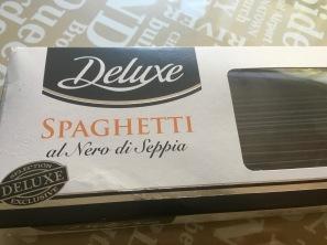 espaguetis calamar