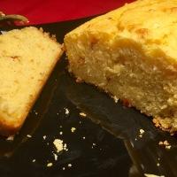 Pan de maíz con guindilla (dulce o salado)