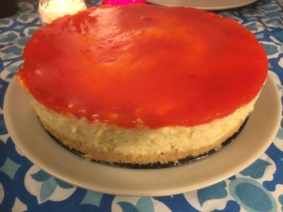 cheesecake - trampantojo - ensaladilla rusa
