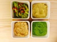 patés vegetales 4