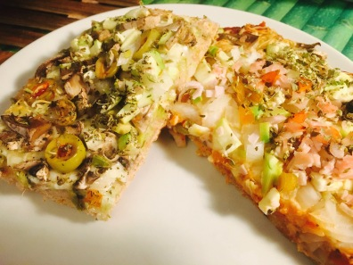 pizzas masa espelta