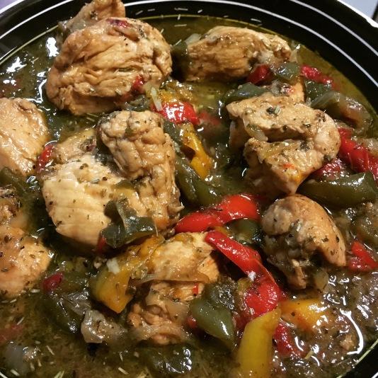 pollo a la dominicana