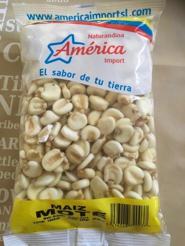 maiz mote