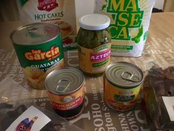 productos la despensa mexicana